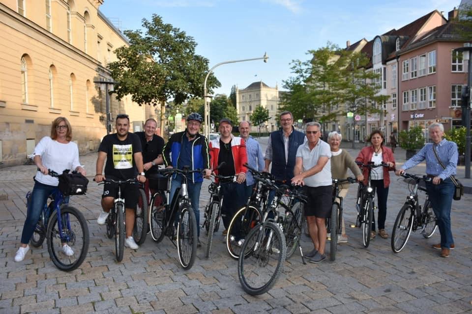PRO Fahrrad in Coburg
