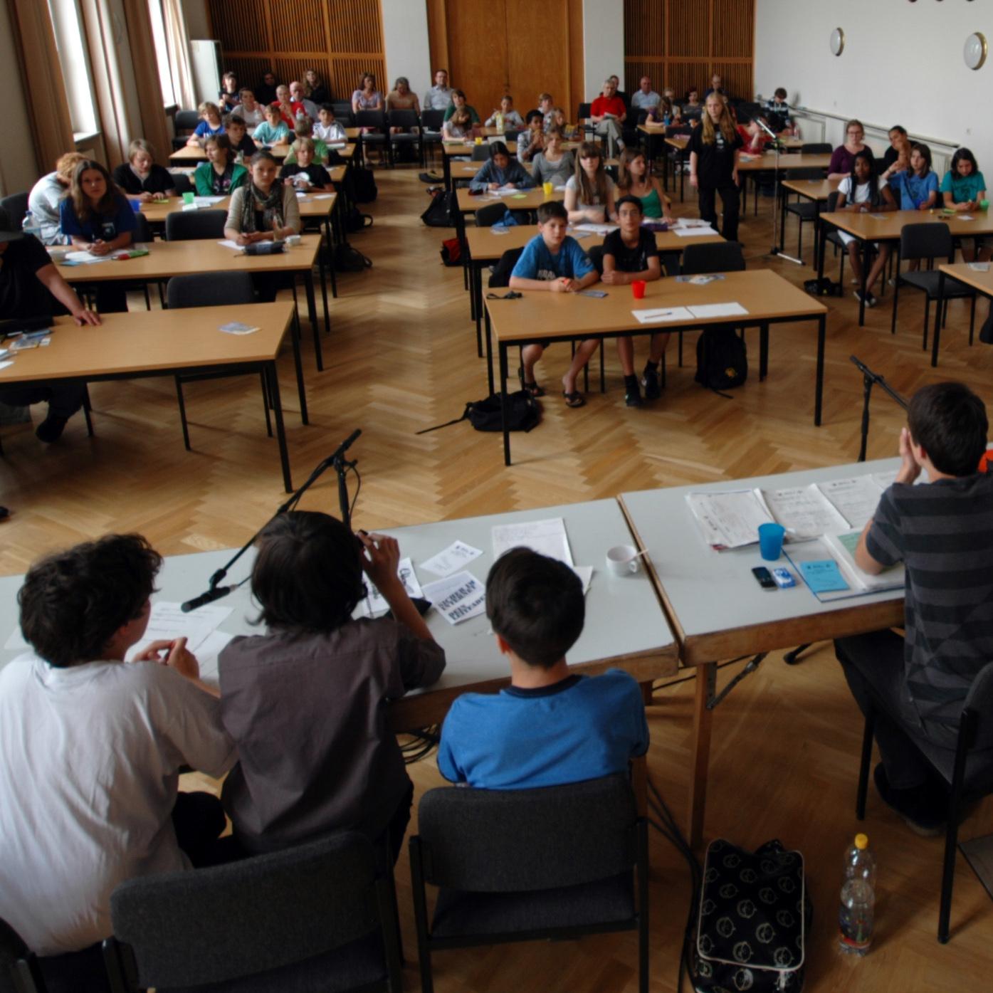 Jugendparlament für Coburg – Jetzt!