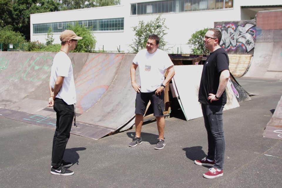 Rettet den Locals Skatepark